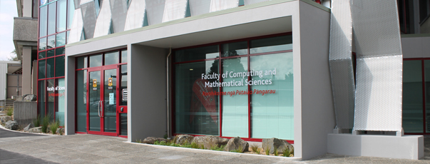 Department of Computer Science: University of Waikato