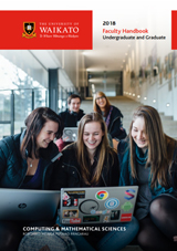 Faculty of Computing & Mathematical Sciences Handbook 2018